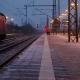Sicherung an Bahnsteigen