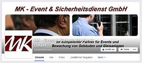 MK – Event & Sicherheitsdienst GmbH
