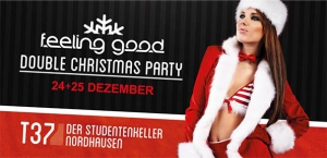 Double Christmas Party im Club T37 NDH