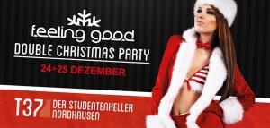 Double Christmas Party im Club T37 Nordhausen