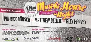 Muschi Night im Club T37